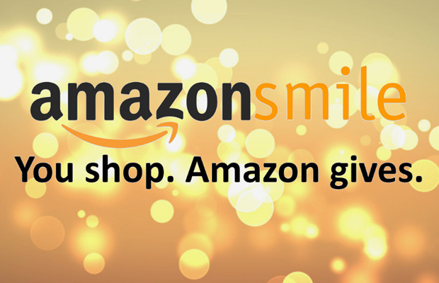 We are now on AmazonSmile!